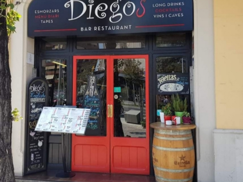 Diegos Bar Restaurant