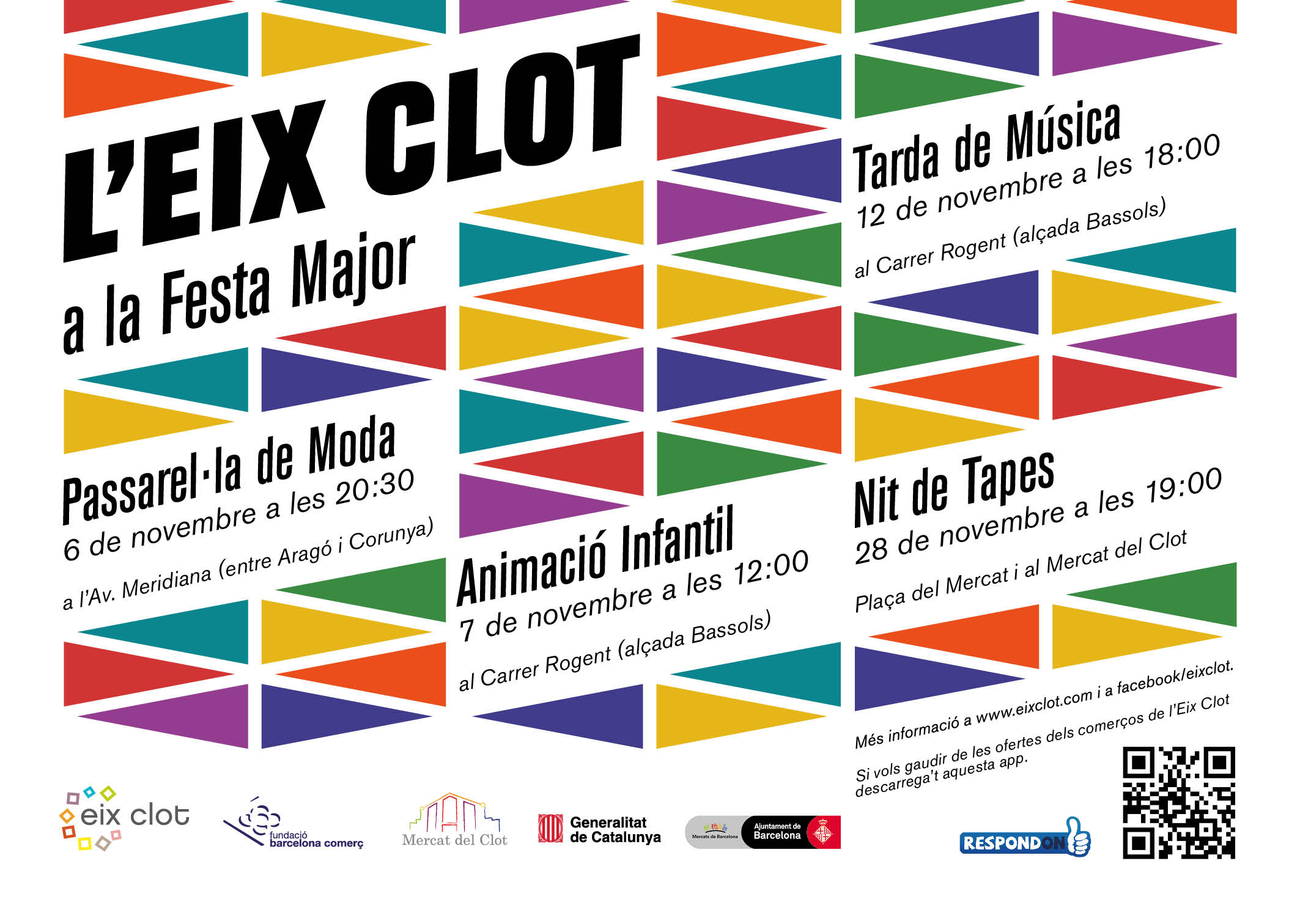 L'Eix Clot de Festa Major 2015!!!