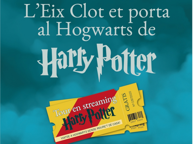 Sorteig! Harry Potter en Streaming