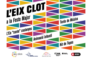 L'Eix Clot de Festa Major 2014!!!
